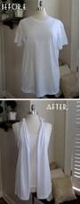 Cách tái chế quần áo cũ không đụng hàng siêu đơn giản