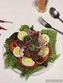 Salad trộn dầu giấm, món ngon cho ngày hè